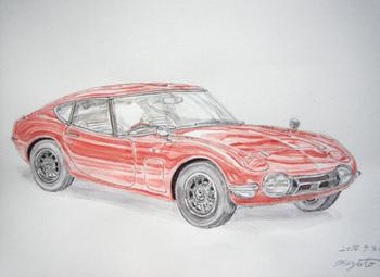 赤のトヨタ2000GT.jpg